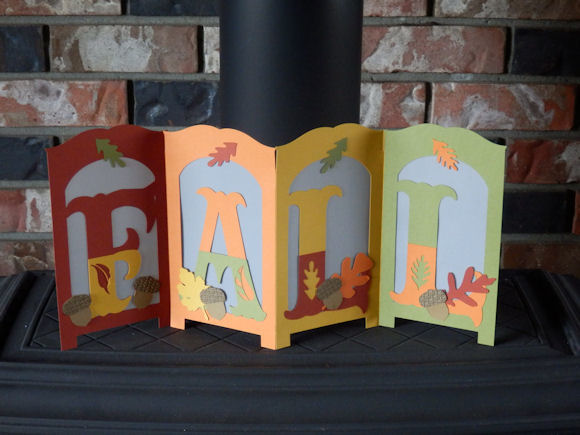 FALL screen with vellum