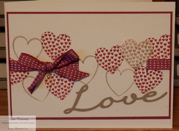Silhouette Love Valentine