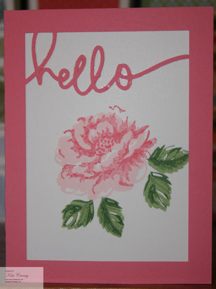 Pink Hello