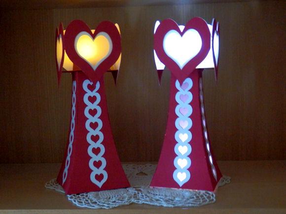 Valentine towers