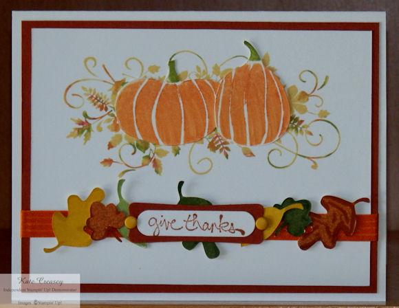 Seasonally Scattered Good Greetings