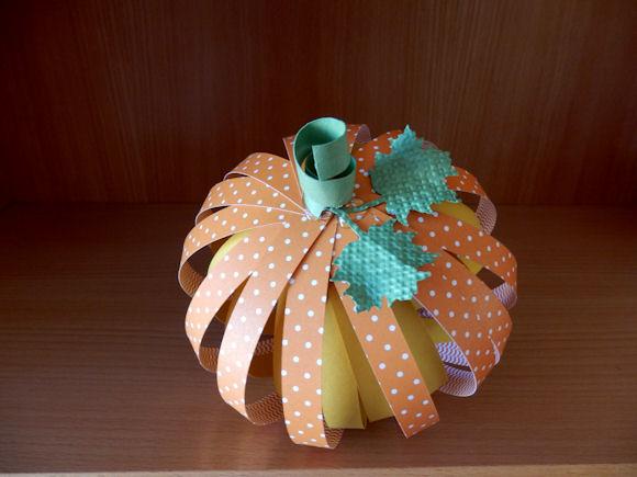 3D pumpkin 2