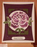 Blended Bloom Flip Card