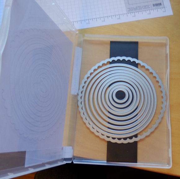 Framlit circles