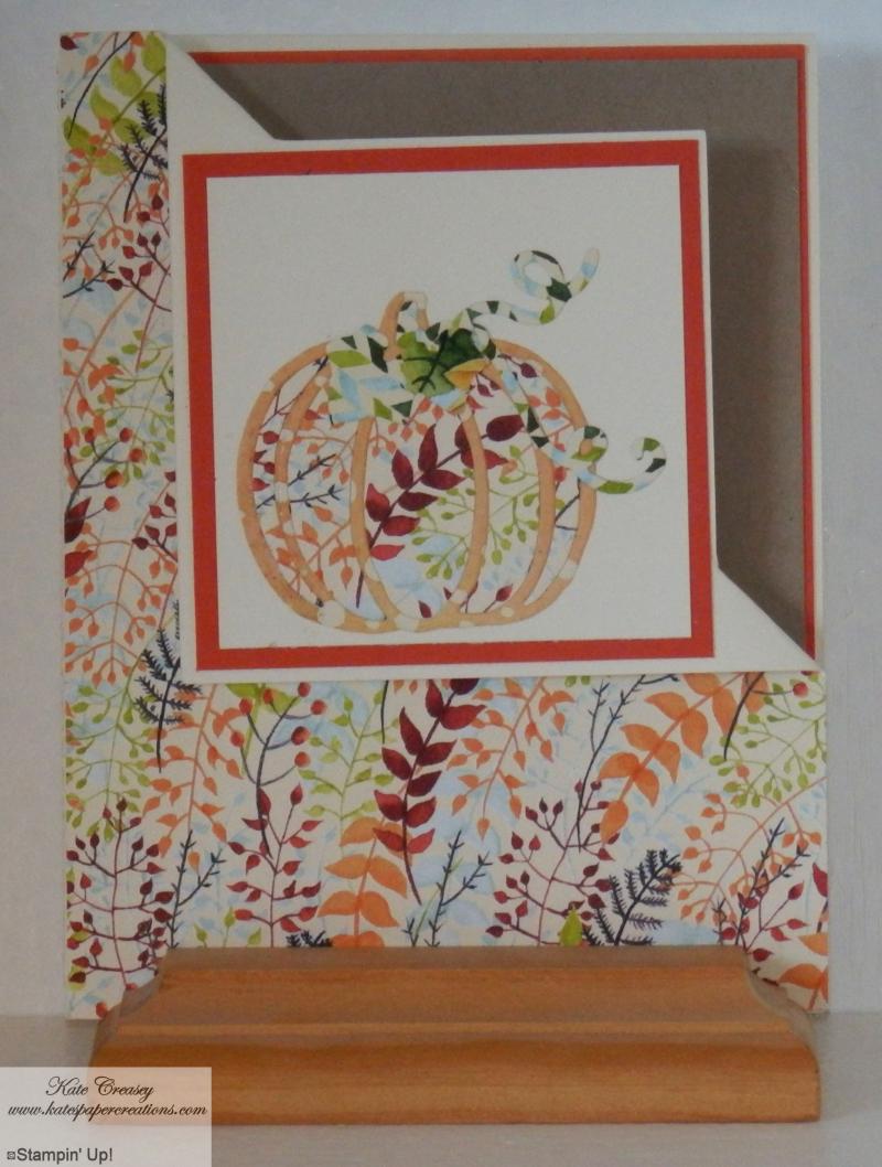 Corner fold card 3