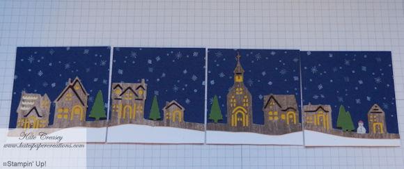 Lever Fold Card Art Pieces