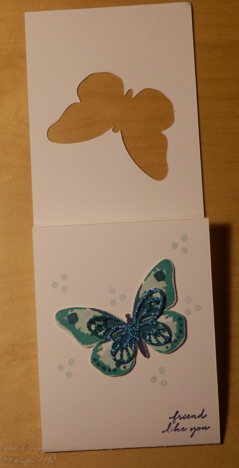 Bold Butterfly tri fold inside