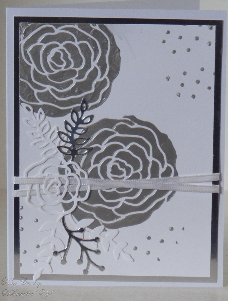 Cake Soiree' Silver Embossing Paste