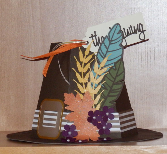 Pilgrim Hat Centerpiece 1
