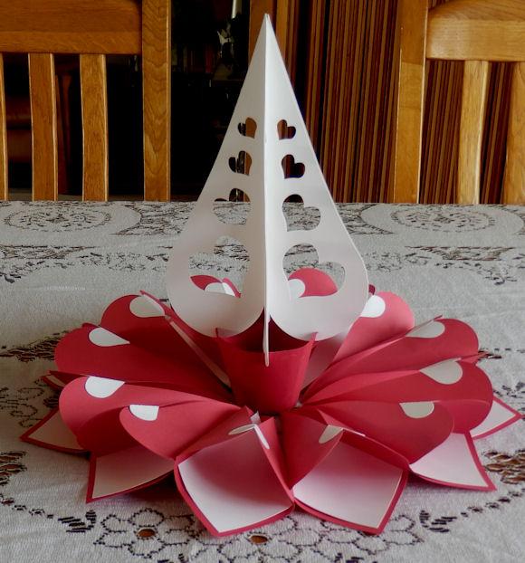 Valentine Centerpiece 1