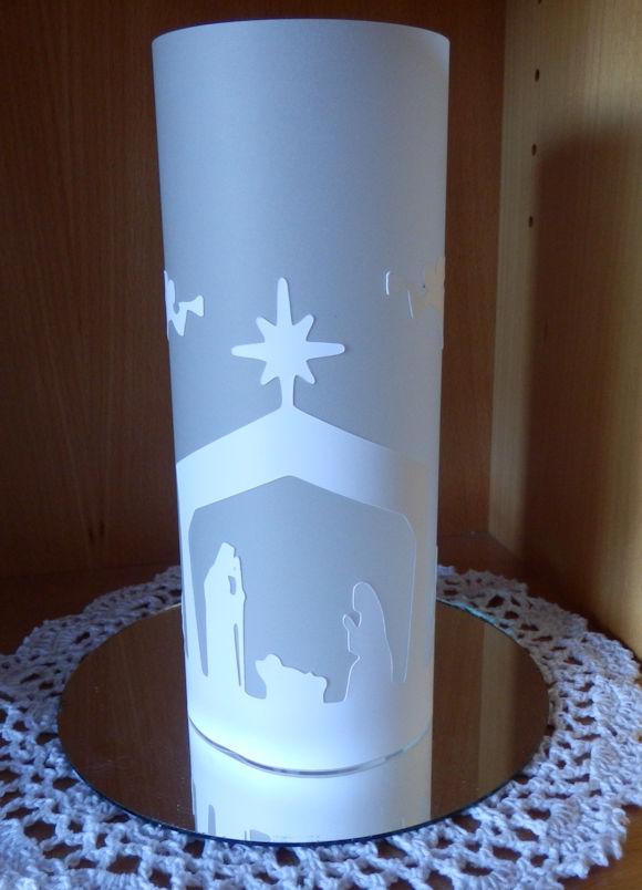 Nativity Lantern 3