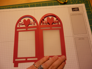Screen assembly 2nd piece