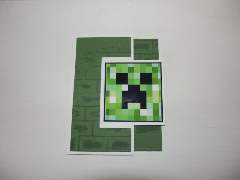 Minecraft card 4