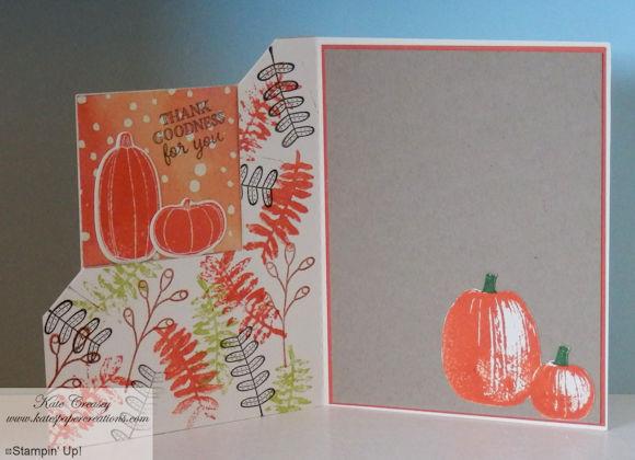 Corner fold card 5