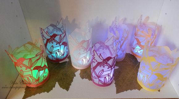 Butterfly Lanterns 1