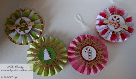 Be Merry Kit Ornaments