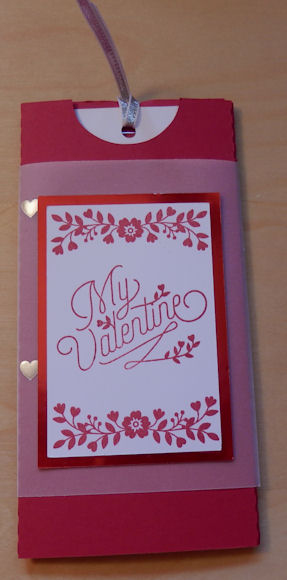 Bloomin' Love Double Slider Card