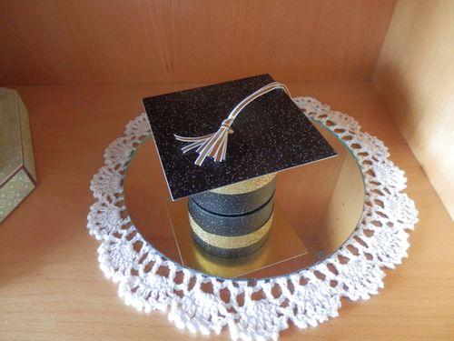 Graduation Cap Box 2