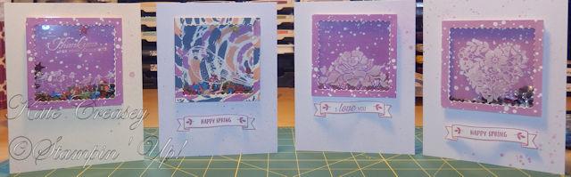 Shaker cards 1