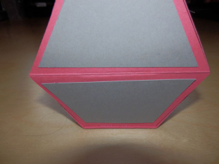 Pop up box card 4