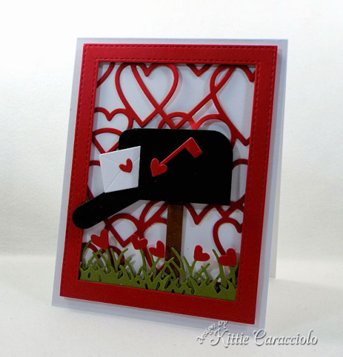 Kittie Kraft card