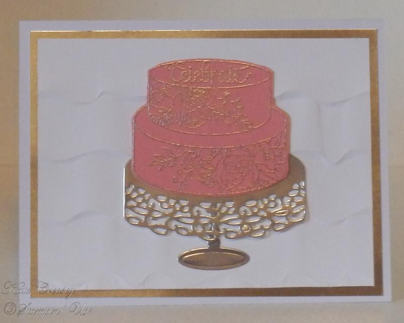 Cake Soiree' Ruffled Dynamic