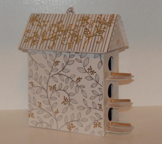 Bird House side