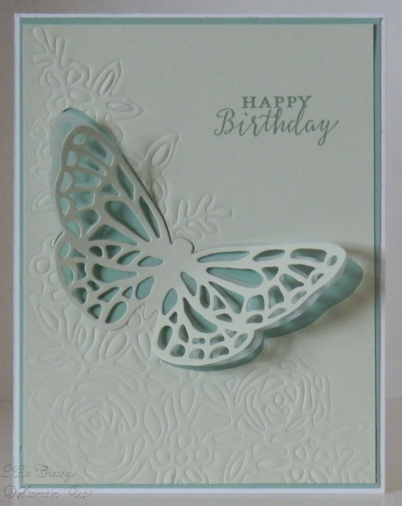 Springtime Impressions Embossing Mat