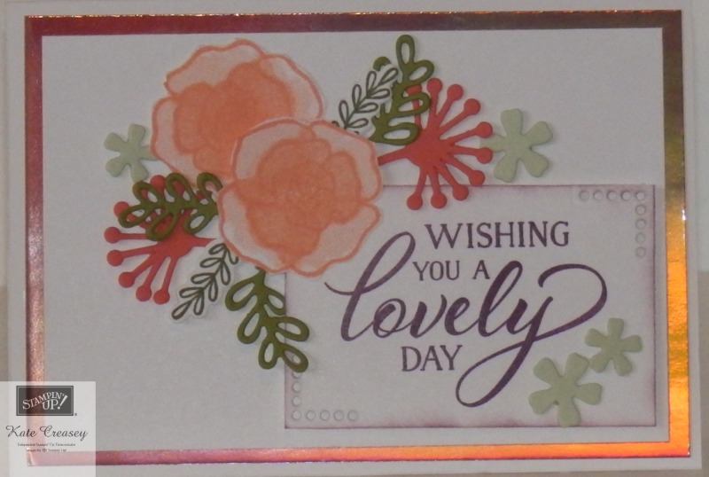 Forever Lovely Note Card